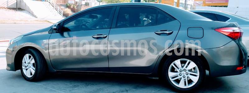 Toyota Corolla 1.8 XEi Pack Aut  usado (2016) color Gris Oscuro precio $1.590.000