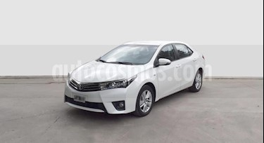 Toyota Corolla 1.8 XEi Pack CVT usado (2016) color Blanco precio $890.000