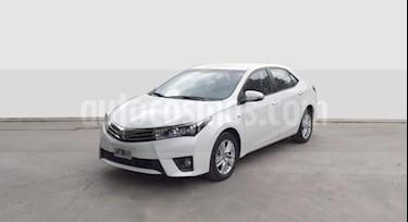 Foto Toyota Corolla 1.8 XEi Pack CVT usado (2016) color Blanco precio $890.000
