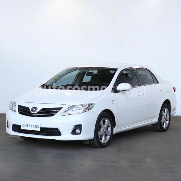 Toyota Corolla 1.8 XEi Aut usado (2014) color Blanco precio $1.130.000