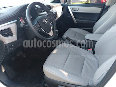 Foto Toyota Corolla 1.8 XEi  usado (2016) color Blanco precio $890.000