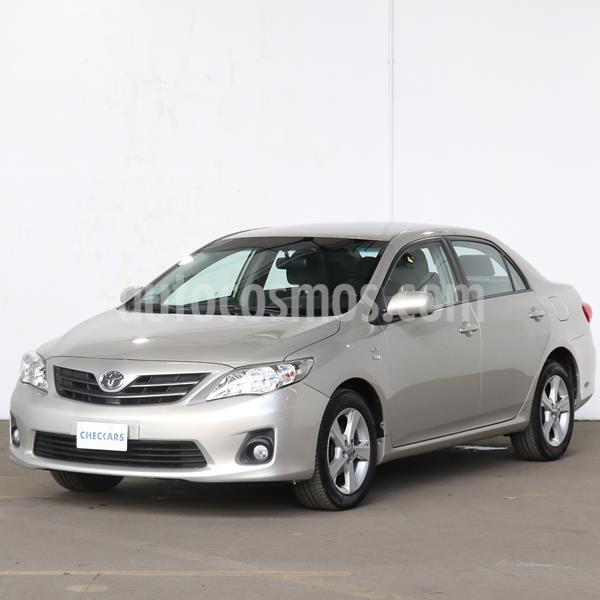 Toyota Corolla 1.8 XEi usado (2014) color Gris precio $1.184.000