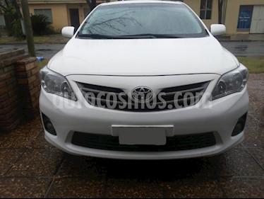 Toyota Corolla 1.8 XEi usado (2013) color Blanco precio $650.000