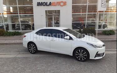 Toyota Corolla 1.8 SE-G CVT usado (2018) color Blanco Perla precio $1.800.000