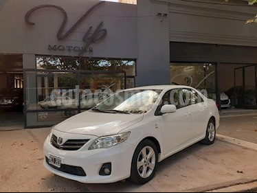 Toyota Corolla 1.8 XEi usado (2013) color Blanco precio $510.000