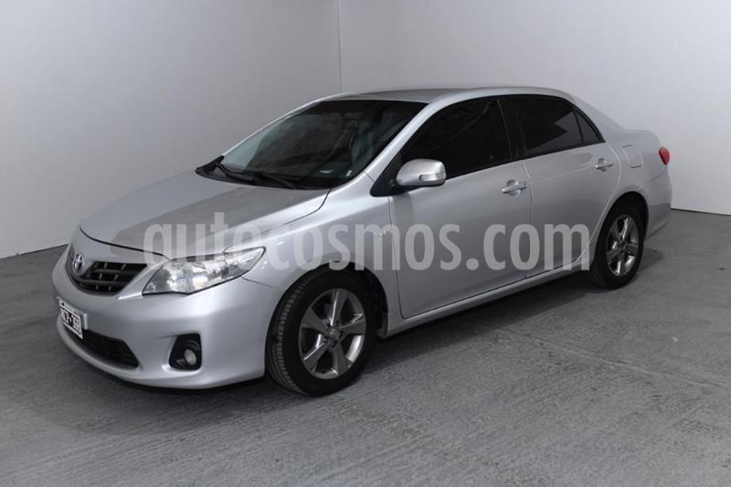 Toyota Corolla 1.8 XEi Aut usado (2013) color Gris Claro precio $980.000