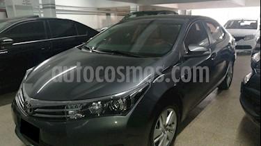 Toyota Corolla 1.8 XEi CVT usado (2015) color Gris Oscuro precio $709.000