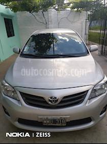 Foto Toyota Corolla 1.8 XEi usado (2013) color Gris Plata  precio $420.000