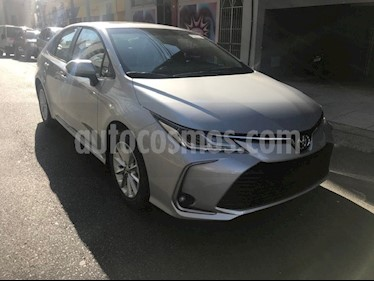 Toyota Corolla 2.0 XE-I CVT nuevo color Gris Plata  precio $1.857.500