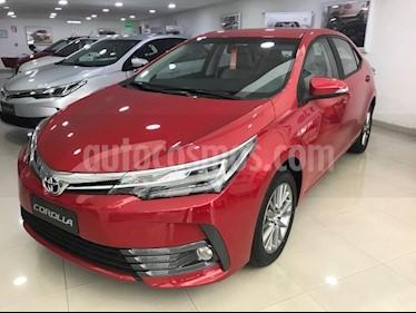 Toyota Corolla 1.8 XEi Pack CVT usado (2019) color Rojo precio $1.550.000