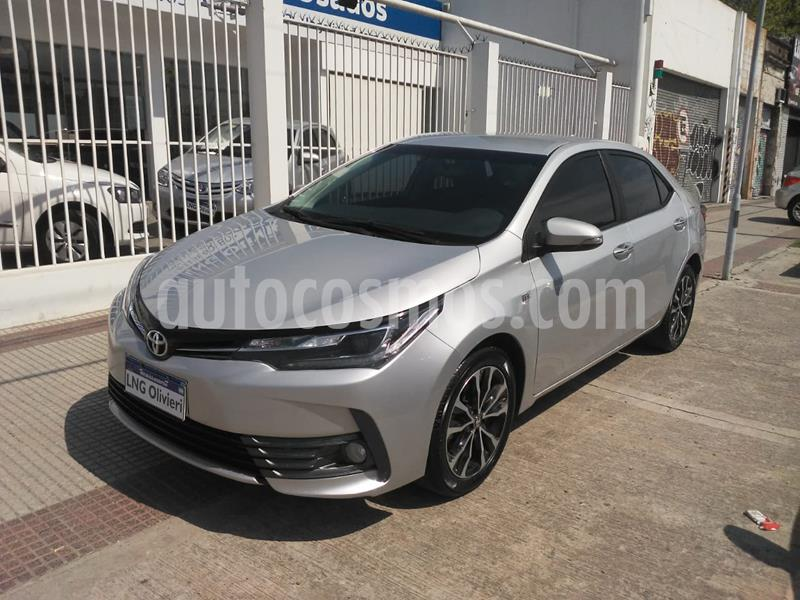 Toyota Corolla 1.8 SE-G Aut 2016-2017 usado (2017) color Gris Plata  precio $1.925.000