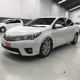 Toyota Corolla 1.8 XEi usado (2016) color Blanco precio $793.093
