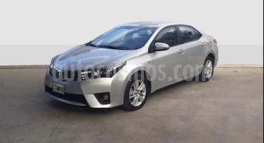 Toyota Corolla 1.8 XEi Pack Aut usado (2014) color Gris Claro precio $750.000