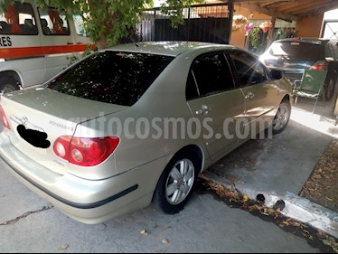 Toyota Corolla 1.8 SE-G usado (2006) color Gris precio $350.000