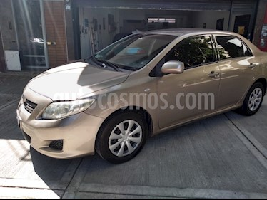 Toyota Corolla XLI 1.8 MT (132cv) (L08) usado (2009) color Beige precio $420.000