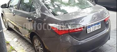Toyota Corolla 1.8 XEi usado (2017) color Gris Oscuro precio $940.000