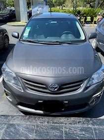 Toyota Corolla 1.8 XEi usado (2012) color Gris Oscuro precio $465.000