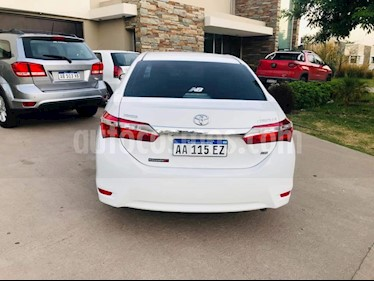 Toyota Corolla 1.8 SE-G CVT usado (2016) color Blanco precio $920.000