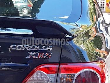 Toyota Corolla XRS usado (2014) color Negro precio $690.000