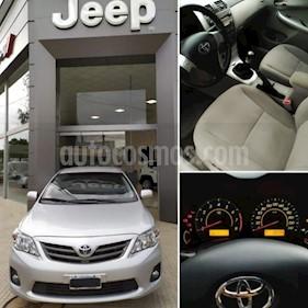 Foto Toyota Corolla 1.8 XEi Aut usado (2012) color Gris Claro precio $490.000