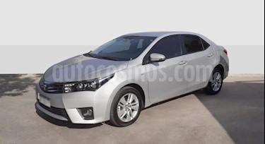 Toyota Corolla 1.8 XEi Pack Aut usado (2016) color Gris Claro precio $910.000