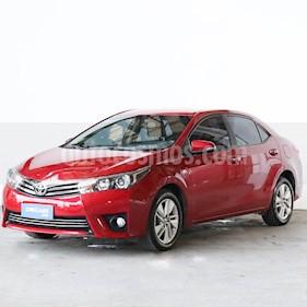 Toyota Corolla 1.8 XEi CVT usado (2015) color Rojo precio $772.000