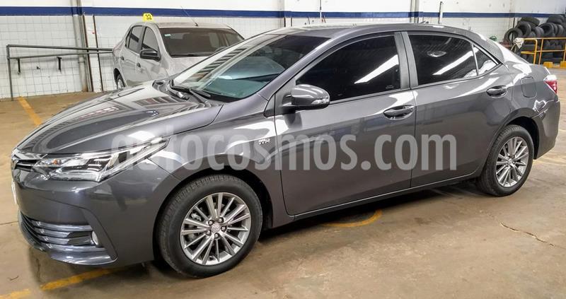 Toyota Corolla 1.8 Xei A/t usado (2019) color Gris Oscuro precio $2.100.000