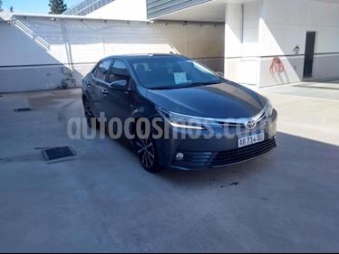 Toyota Corolla 1.8 SE-G CVT usado (2017) color Gris Oscuro precio $1.170.000