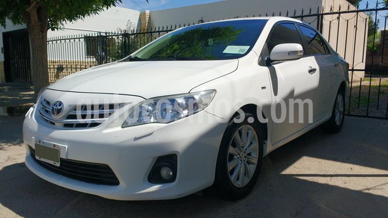 Toyota Corolla 1.8 SE-G usado (2012) color Blanco precio $870.000