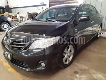 Toyota Corolla - usado (2013) color Negro precio $590.000