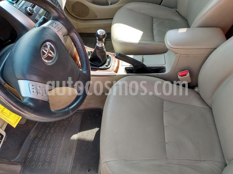 Toyota Corolla 1.8 SE-G usado (2012) color Negro precio $750.000