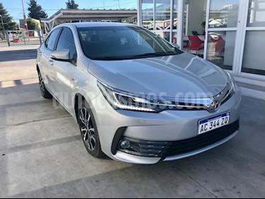 Toyota Corolla 1.8 SE-G CVT usado (2018) color Gris Claro precio $1.450.000