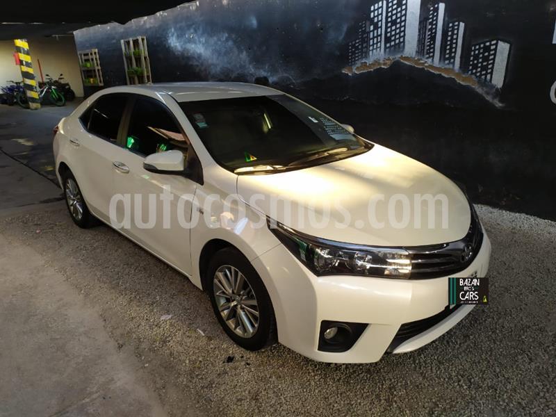 Toyota Corolla 1.8 SE-G CVT usado (2014) color Blanco precio $1.350.000