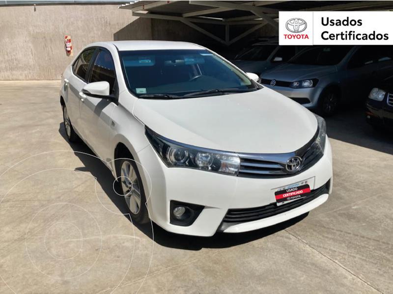Toyota Corolla 1.8 XEi usado (2014) color Blanco precio $1.400.000