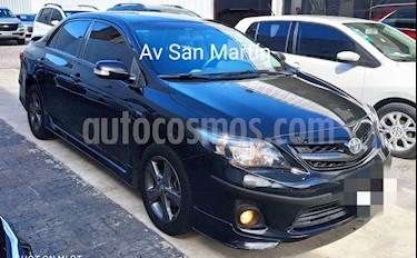 Toyota Corolla XRS usado (2012) color Negro precio $479.900