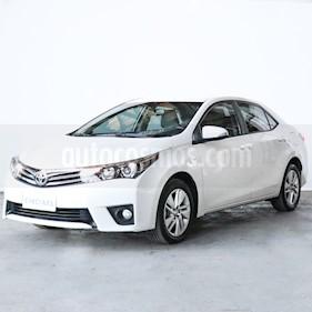 Toyota Corolla 1.8 XEi Pack CVT usado (2015) color Blanco precio $920.000