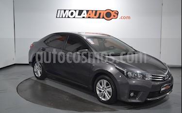 Toyota Corolla 1.8 XEi usado (2014) color Gris Oscuro precio $780.000