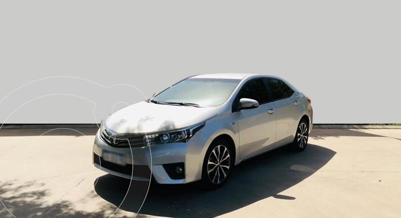 Toyota Corolla 1.8 XEi Pack Aut usado (2016) color Gris Claro precio $1.850.000