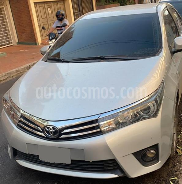 Toyota Corolla 1.8 XEi CVT usado (2014) color Gris precio $1.480.000