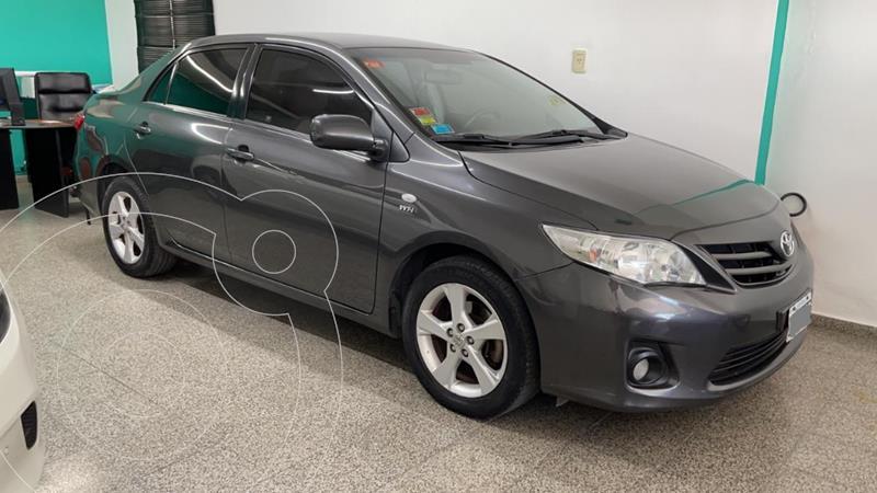 Toyota Corolla 1.8 XEi usado (2011) color Gris Oscuro precio $950.000