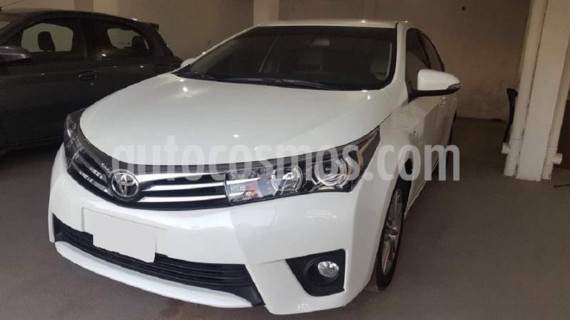 Toyota Corolla 1.8 SE-G CVT usado (2014) color Blanco precio $1.450.000