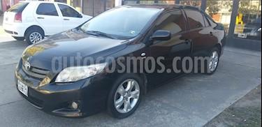 Toyota Corolla 1.8 XEi usado (2009) color Negro precio $590.000