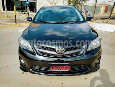 Toyota Corolla XRS usado (2013) color Negro precio $685.000