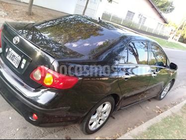 Toyota Corolla 1.8 XEi usado (2011) color Negro precio $450.000