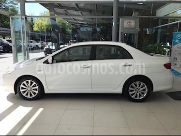 Toyota Corolla 1.8 SE-G Aut usado (2012) color Blanco precio $700.000