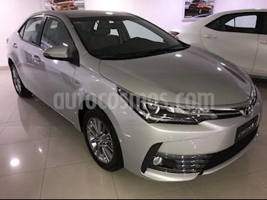 Toyota Corolla 1.8 XEi usado (2019) color Gris Plata  precio $1.390.000