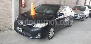 Toyota Corolla 1.8 SE-G Aut usado (2012) color Azul precio $530.000