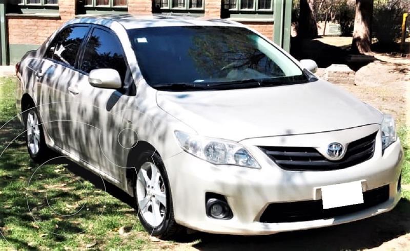 Foto Toyota Corolla 1.8 XEi Pack usado (2012) color Gris precio $1.380.000