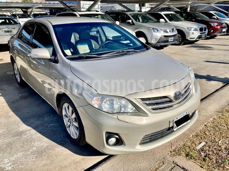 Toyota Corolla 1.8 SE-G 2016-2017 usado (2012) color Dorado precio $750.000