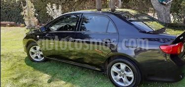 Toyota Corolla 1.8 XEi Pack usado (2010) color Negro precio $400.000